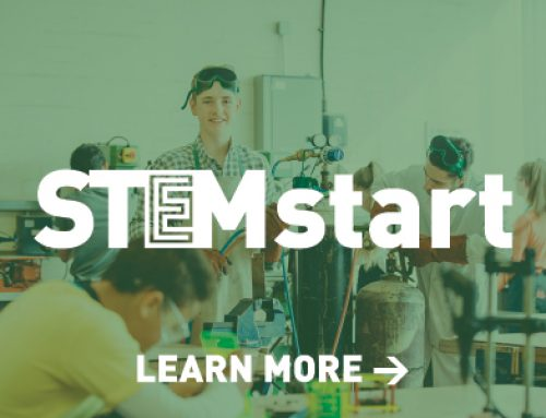 NEW STEMstart INITIATIVE ANNOUNCED BY RDA HUNTER