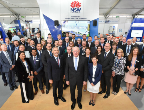 STEMship SHOWCASED AT AVALON 2019