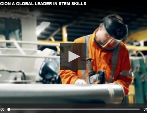 NBN NEWS: HUNTER REGION A GLOBAL LEADER IN STEM SKILLS