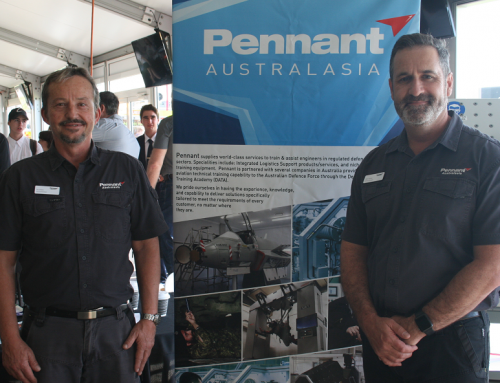 PENNANT TRAINING SYSTEMS – PROVIDING 'REAL' SKILLS FOR THE HUNTER'S FUTURE AEROSPACE WORKFORCE