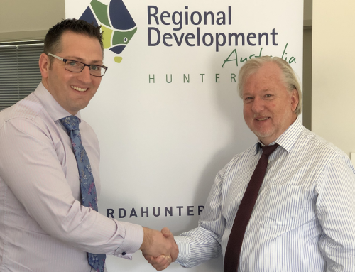 RDA HUNTER PROGRESSES THE AVIATION SKILLS CHARTER IN AUSTRALIA