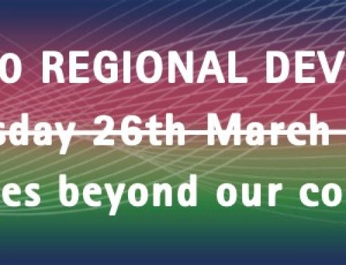 REGIONAL DEVELOPMENT SUMMIT – POSTPONED