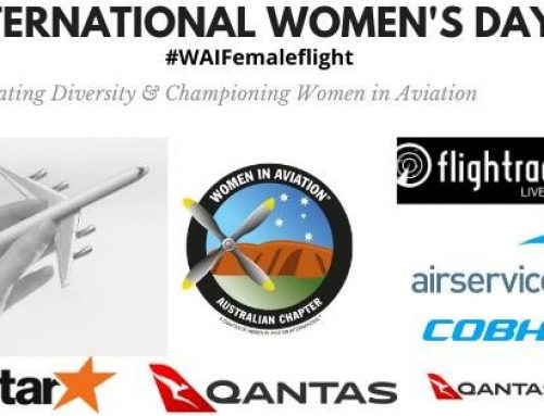 WAI – CELEBRATING WOMEN'S ROLES IN AVIATION